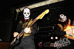 Los Tiki Phantoms (El Caníbal y El Jíbaro)