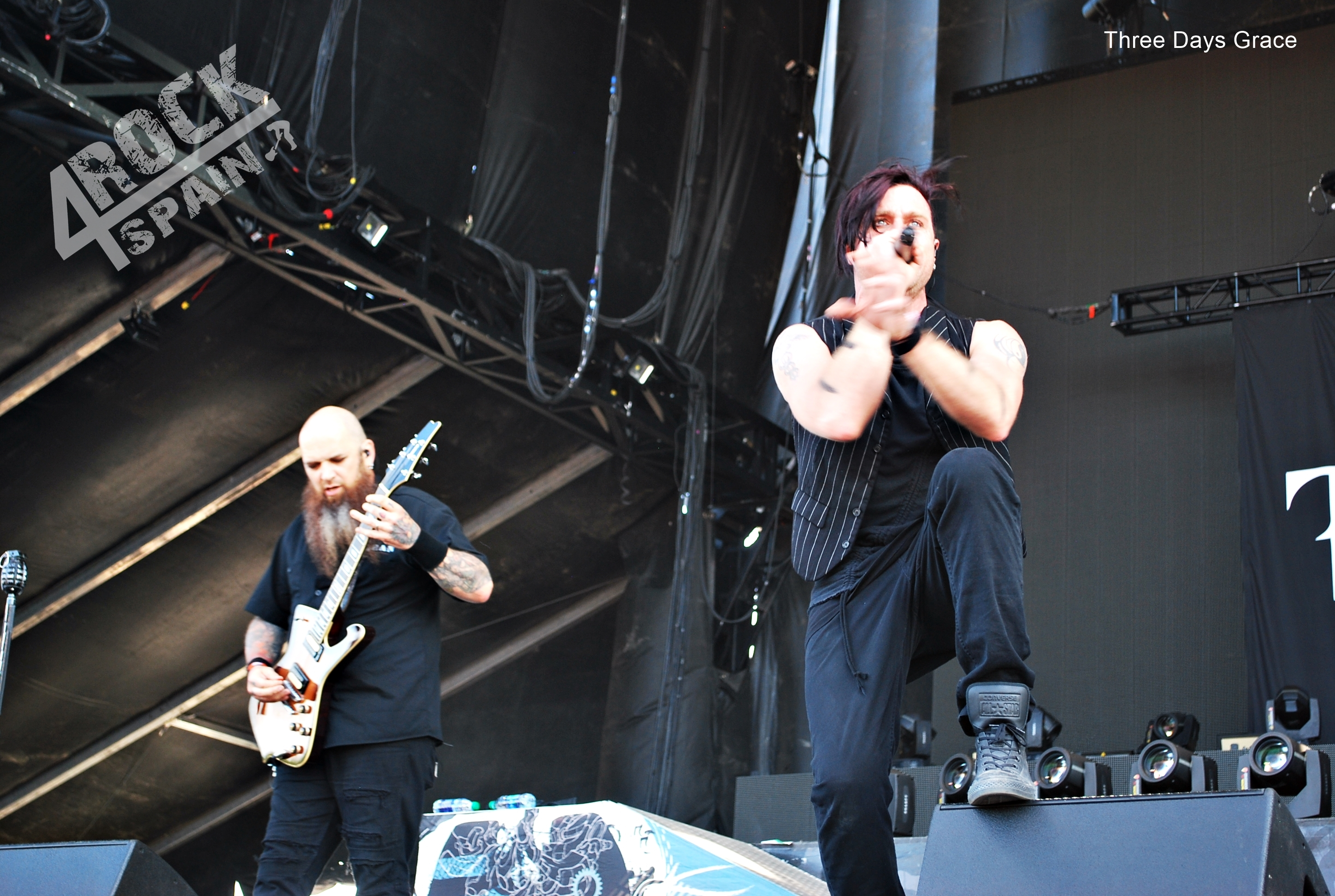 Three Days Grace (3)